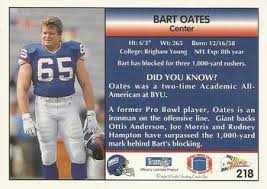 Bart Oates